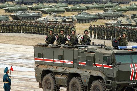 سوریه؛ نظامیان روسیه جای آمریکاییها را گرفتند