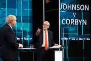 دوئل حزبی در لندن؛  جانسون و کوربین رو در روی یکدیگر
