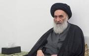 آیت الله سیستانی راه برون رفت از بحران عراق را اتمام قانون انتخابات خواند