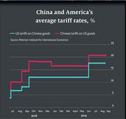 فیلم | جنگ تعرفهها بین آمریکا و چین