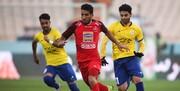 شب درخشش سوشا مقابل تیم سابق | چهارمین شکست پرسپولیس در لیگ برتر