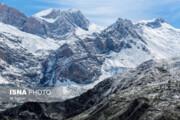 نجات ۳ گردشگر گرفتار در برف و کولاک ارتفاعات علی آبادکتول