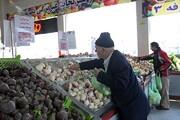 راه اندازی بازار میوه و تره بار در محله آزادشهر