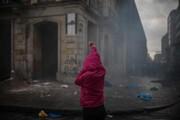 عکس روز | معترض کلمبیایی