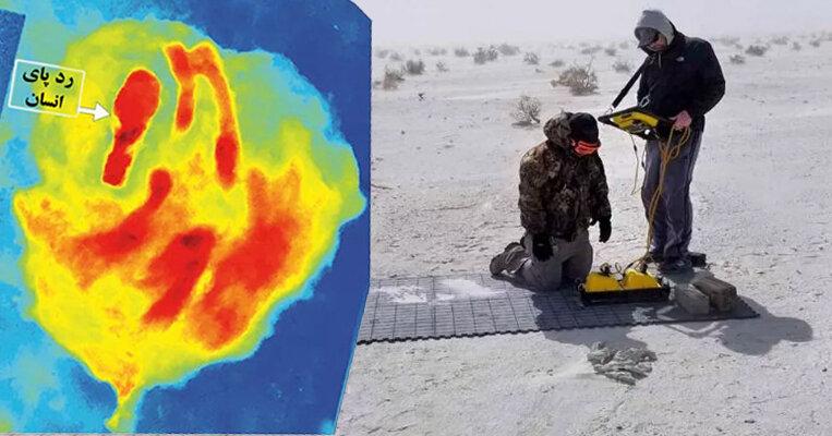 کشف رد پای انسانهای اولیه در كنار ماموتها