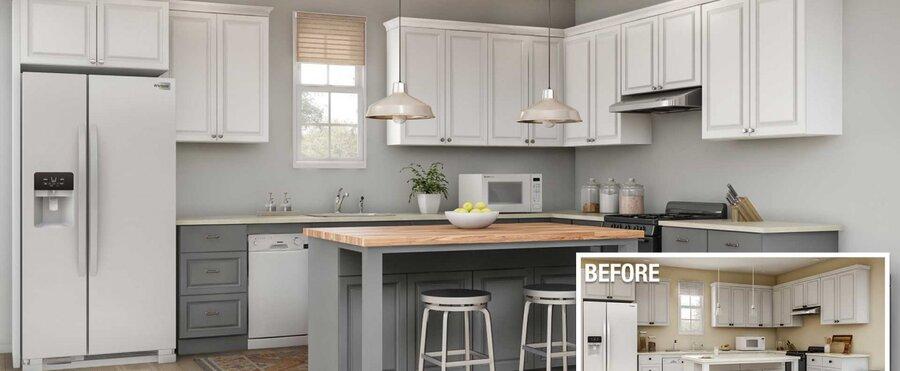 آشپزخانه - دکوراسیون - بازسازی