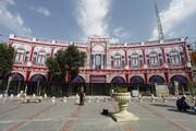 آغاز عملیات مرمت ساختمان های تاریخی میدان حسن آباد