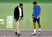 خداحافظی علی نیلی از دنیای تنیس