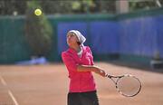 قهرمانی صفی در مسابقات بینالمللی تنیس جوانان در کنیا
