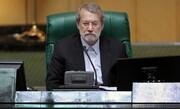 لاریجانی: لایحه بودجه ۹۹ به کمیسیون تلفیق بازمیگردد | ما مطابق قانون سکوت پیشه میکنیم