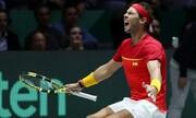 رافا ورزشکار مرد سال اسپانیا شد | نادال: باید به منطق بیاعتنایی کنم