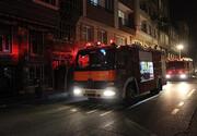 انفجار یک ساختمان مسکونی در تهران | موج حادثه چند ساختمان دیگر را هم گرفت