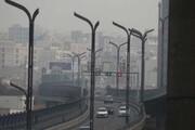 هوای اراک امروز ناسالم است
