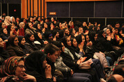 گردهمایی بانوان ری در حسینیه مهربانی ها