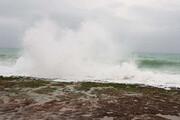 آبهای تنگه هرمز تا چهارشنبه ششم آذر مواج است