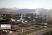 تولید آهن اسفنجی در اردکان از مرز یک میلیون تن گذشت