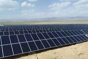احداث نیروگاه خورشیدی در قم