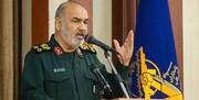 سردار سلامی: فتنه اخیر حاصل شکستهای دشمن در ۴۰ سال گذشته بود