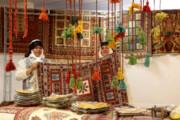 نمایشگاه توانمندیهای زنان روستایی در رفسنجان گشایش یافت