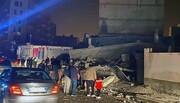 فیلم   وقوع زمینلرزه ۶/۴ ریشتری در آلبانی