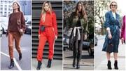 خانمهای لاغر چگونه لباس بپوشند؟