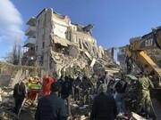 عکس روز: آوار زلزله در آلبانی