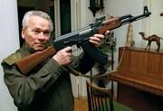 اطلاعنگاشت   روند تحول کلاشنیکوف ازAK-47 تا AK-200