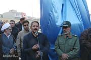 نصب تندیس مشاهیر و مفاخر تبریز در سطح شهر استمرار مییابد