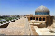همه چیز درباره مرمت گنبد مسجد شیخ لطفالله