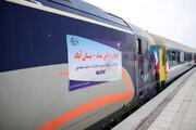 خط آهن میانه - بستان آباد تا ۱۴۰۰ به تبریز میرسد