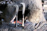 آهنگری کردستان؛ حرفهای که در کورههای فراموشی ذوب شد