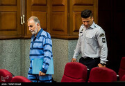 محمدعلی نجفی: اتهام قتل عمد را قبول ندارم | پنج گلوله بدون اراده من شلیک شد