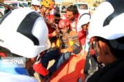 تصویر | مانور سراسری ایمنی و زلزله
