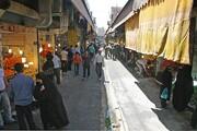رفع سدمعبر در بازارچه شهرستانی