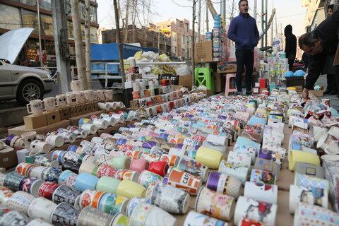 جمع آوری دستفروشان میدان امام حسین(ع) از شنبه