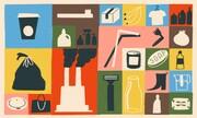 بازیافت نتیجه نمیدهد| ۱۵ راه برای پاک کردن رد پای پلاستیک از زندگی