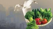 چگونه با کمک تغذیه در برابر آلودگی هوا از خود محافظت کنیم؟