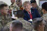نخستین سفر سرزده ترامپ به افغانستان | ترامپ: طالبان با آتشبس موافقت خواهند کرد