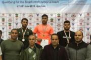 اولین دوره رقابتهای انتخابی تیم ملی تاتار کوراش برگزار شد