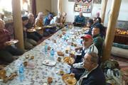 بازدید ۳۵ گردشگر خارجی از تخت سلیمان