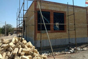 پایان عملیات احداث ۶۰۰ واحد مسکونی در دلفان