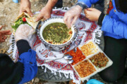عکس |جشنواره «آش رشته» در بجنورد