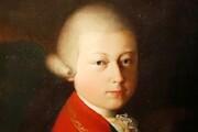۴ میلیون دلار قیمت پرتره جوانی موتسارت در پاریس