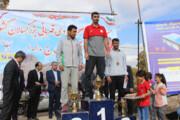 ایلام قهرمان مسابقه های دو صحرانوردی کشور شد