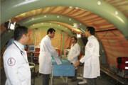 ارائه خدمات رایگان پزشکی در زیرکوه