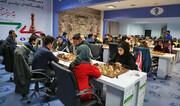 سایپا قهرمان شطرنج باشگاههای کشور شد