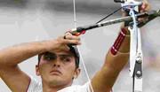 تیراندازی با کمان قهرمانی آسیا | وزیری سهمیه المپیک گرفت
