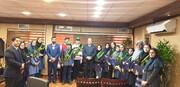 دیدار شهردار منطقه۶ با شهرداران مدرسه