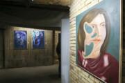 عکس| نمایشگاه گروهی نقاشی مجولیکا در شیراز