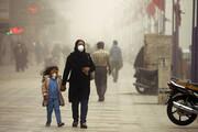 آلودگی هوا ۷۷۲ نفر را روانه اورژانس کرد